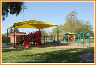 City Park Shade Structure