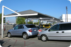 Car Dealership Shade Structures